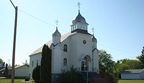 St. Mary's Ukrainian Orthodox Church