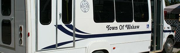 Wakaw - Bus