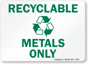 metals-recycling-sign-label-s-2974
